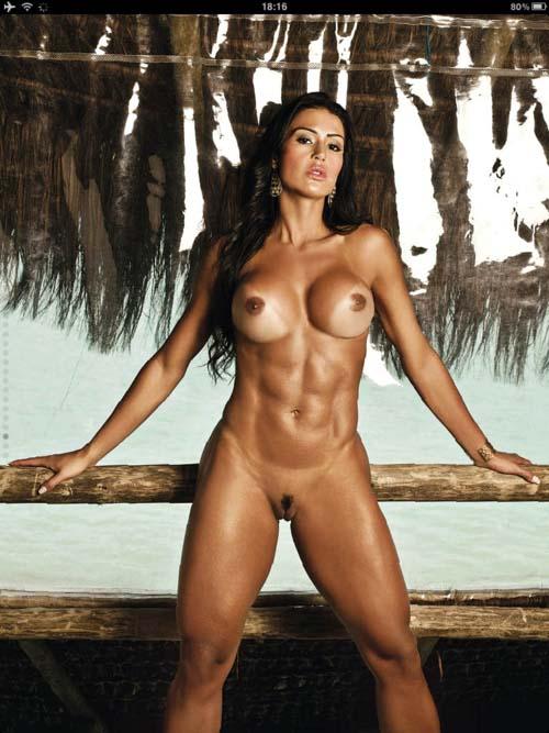 девушки фитнес фото голые