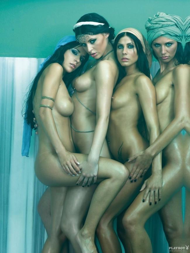 Восточные голые девушки фото 83997 фотография