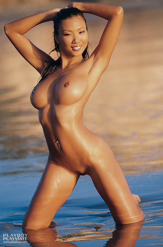 playboy asian nude girl