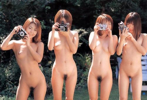 фото голые девки нудисты