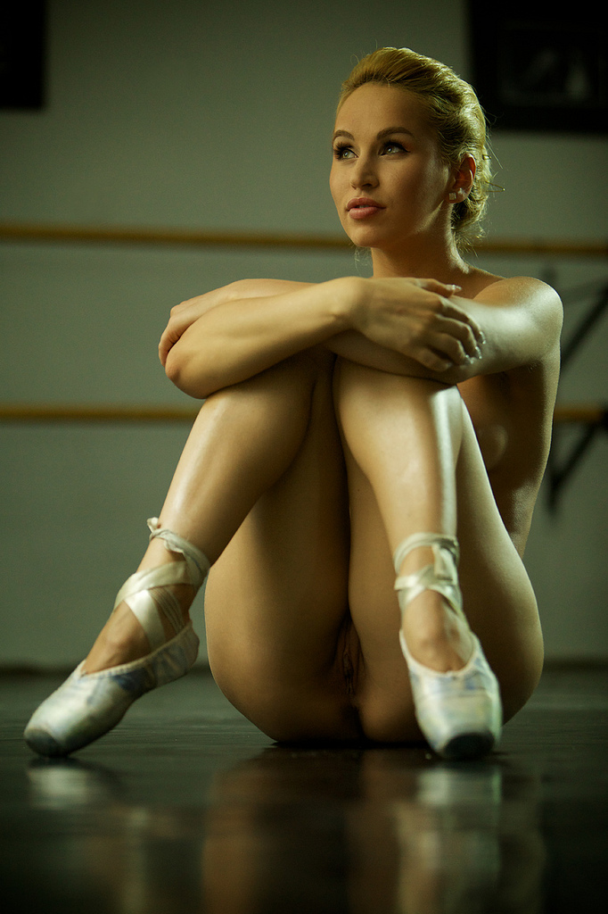 Балерины фотографии ню