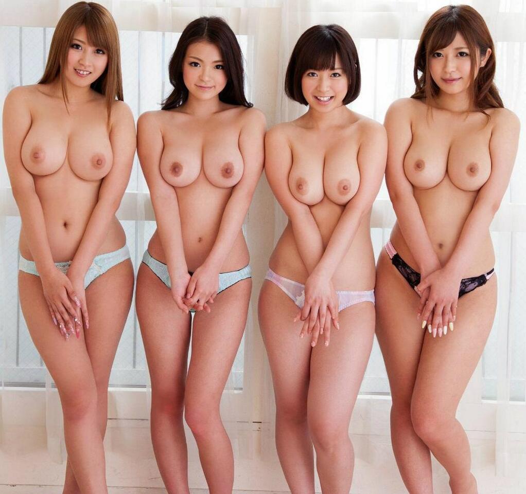 modeli-golie-yaponki
