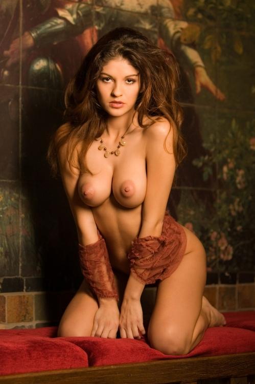 фото голых богинь